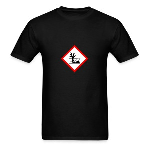 danger for the environment - Men's T-Shirt