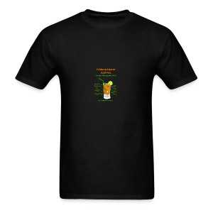 Schlong Island Iced Tea - Men's T-Shirt