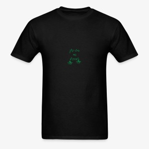 Grown on greens - Men's T-Shirt
