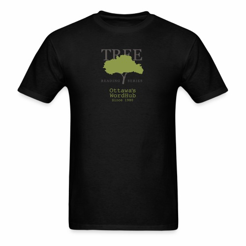 Tree Reading Swag - Men's T-Shirt
