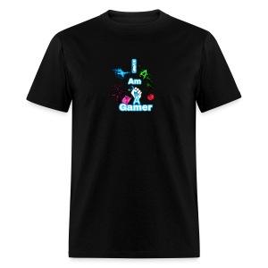 I am a gear - Men's T-Shirt