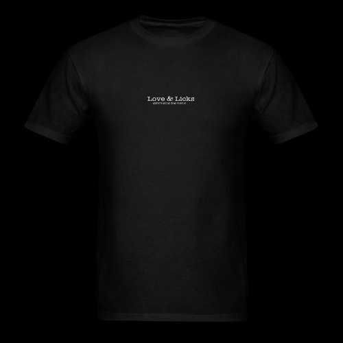 Love & Licks - Men's T-Shirt