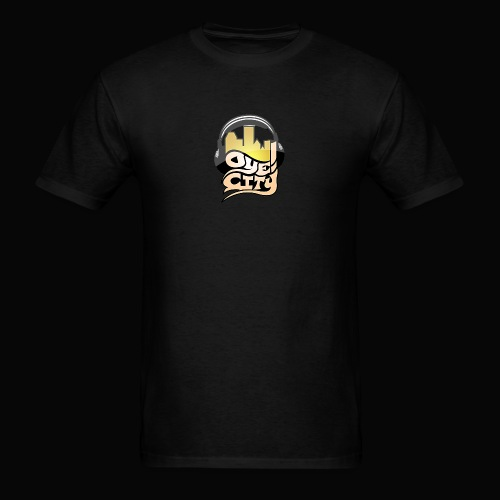 Oye city Gold Status - Men's T-Shirt