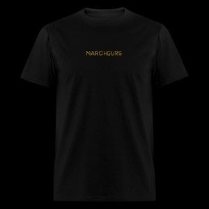 Marcheurs Gold - Men's T-Shirt