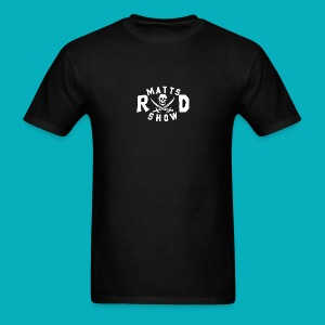 Matts Rad Show Round Logo 2 - Men's T-Shirt