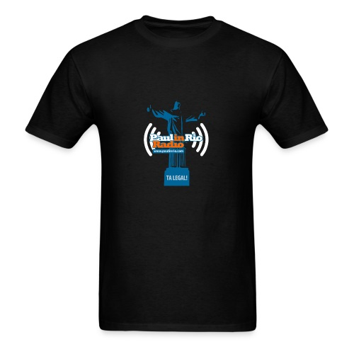 Paul in Rio Radio - The Thumbs up Corcovado #2 - Men's T-Shirt