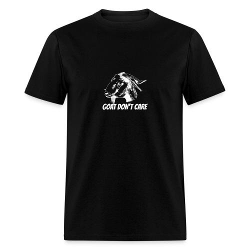Vector Goat Farm Animal white 2 - Men's T-Shirt