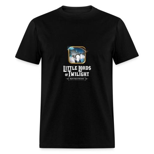 Little Lords of Twilight - White Beaver - Men's T-Shirt
