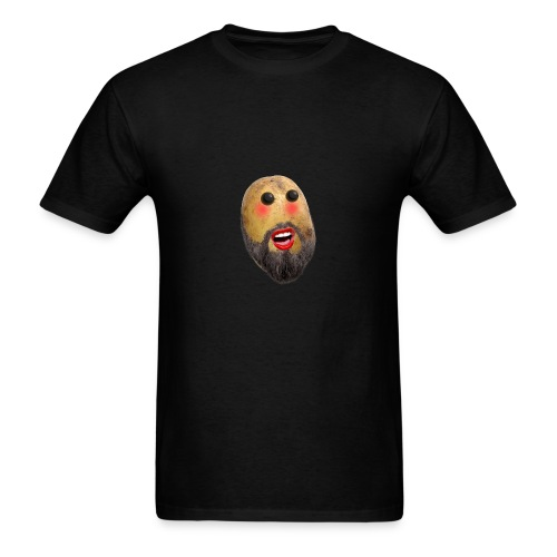 shy potato png - Men's T-Shirt