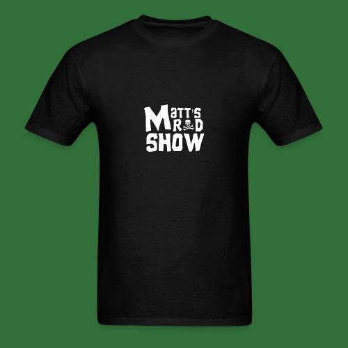 Matt's Rad Show Original Logo. - Men's T-Shirt