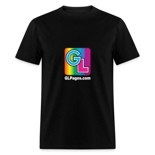 GL Pages Logo - Men's T-Shirt