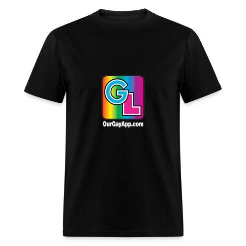 iPhone OurGayApp - Men's T-Shirt