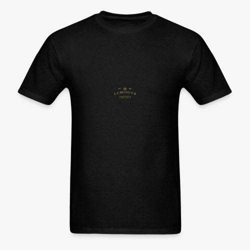 Luminous Original logo - Men's T-Shirt