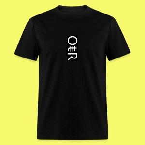 OntheReal coal - Men's T-Shirt
