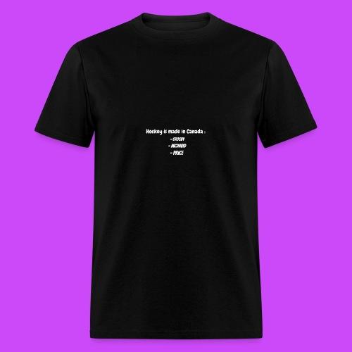 Ineffable Hockey Hoodies 2 - Men's T-Shirt