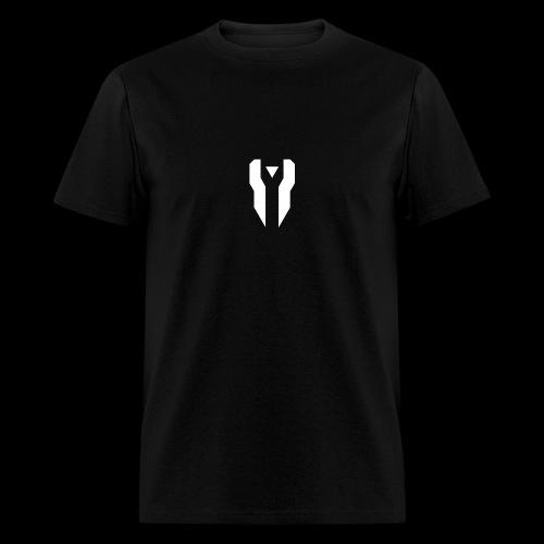 Divided Time Logo - White - Men's T-Shirt