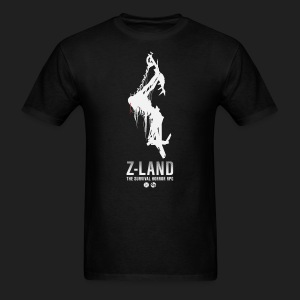 Z-LAND Infected - Men's T-Shirt