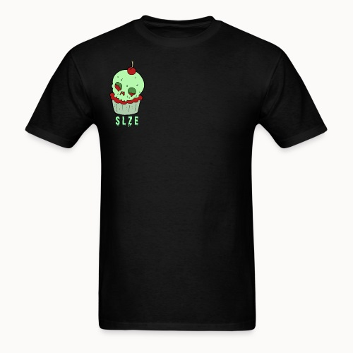 Halloween Cupcake - Men's T-Shirt