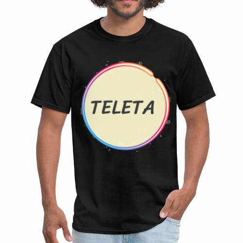 Teleta Logo Large - Men's T-Shirt