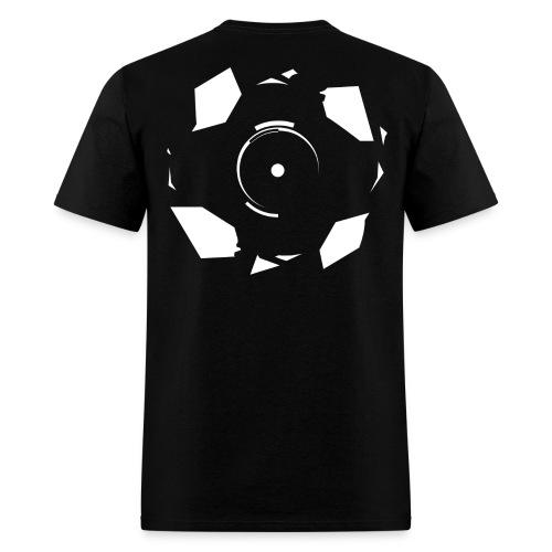 BuriedONE Cryptomining Minimal Logo - Men's T-Shirt