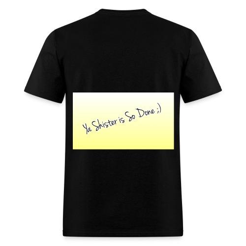 Sister So Done Official - Men's T-Shirt