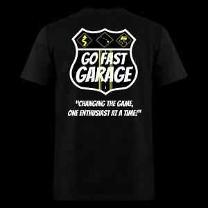 Go Fast Garage - Men's T-Shirt