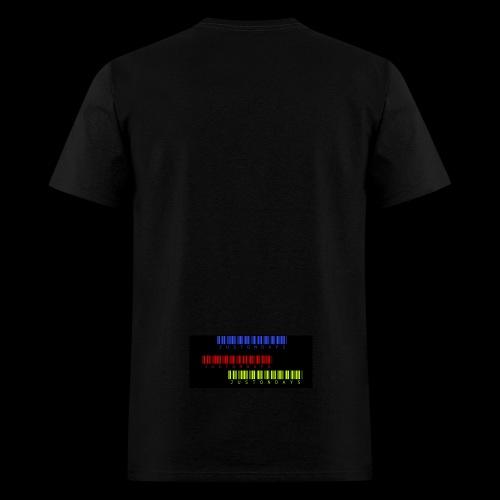 JUSTONDAYS 3x - Men's T-Shirt