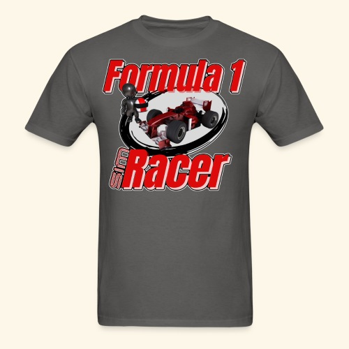 Formula 1 Sim Racer - Men's T-Shirt