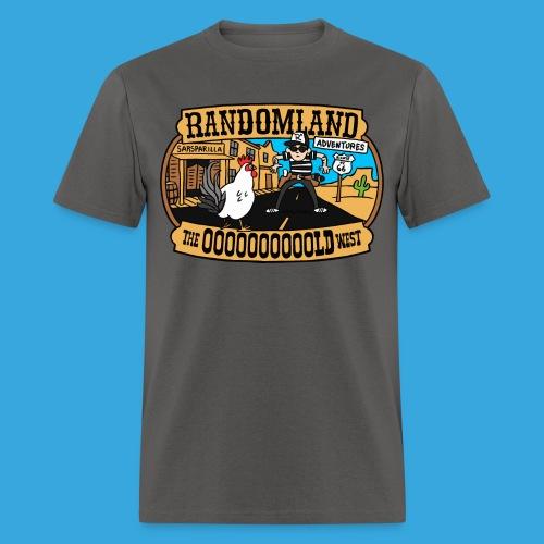 The OOOOOLD west - Men's T-Shirt