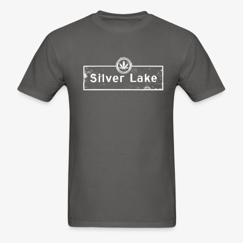 silverlake png - Men's T-Shirt