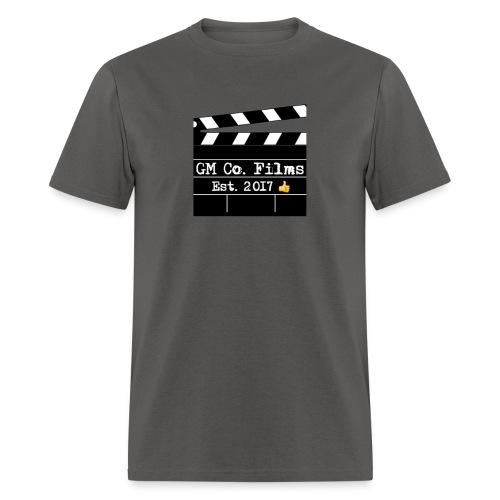 G.M.co Films logo - Men's T-Shirt