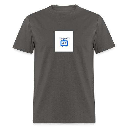 OdogVlogsTv Offical Logo - Men's T-Shirt