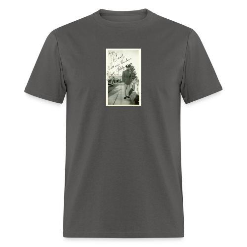 clark gable in uniform ww2 large photo - Men's T-Shirt