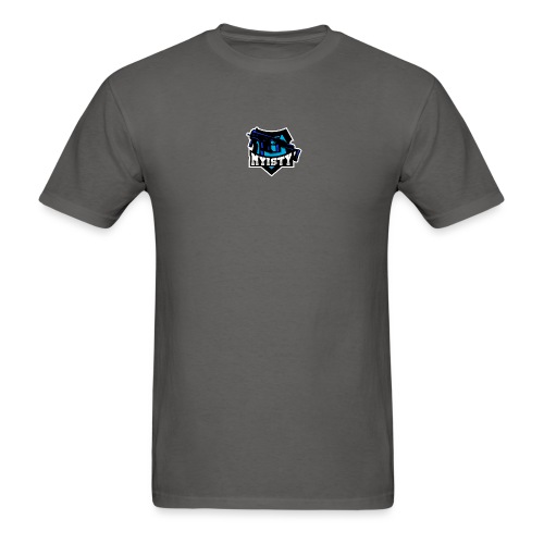 Myisty blue - Men's T-Shirt