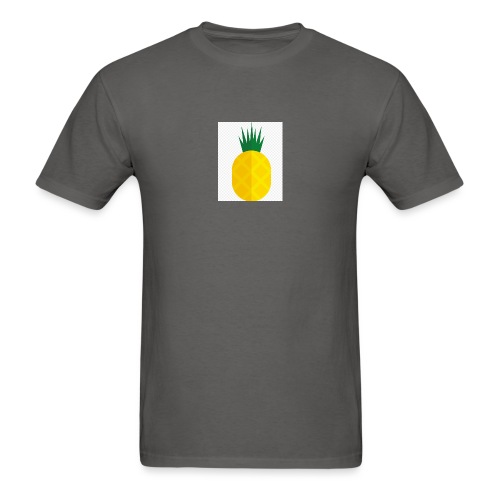 Pixel looking Pineapple - Men's T-Shirt