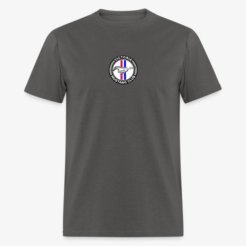 Victoria Mustang Club Logo - Men's T-Shirt