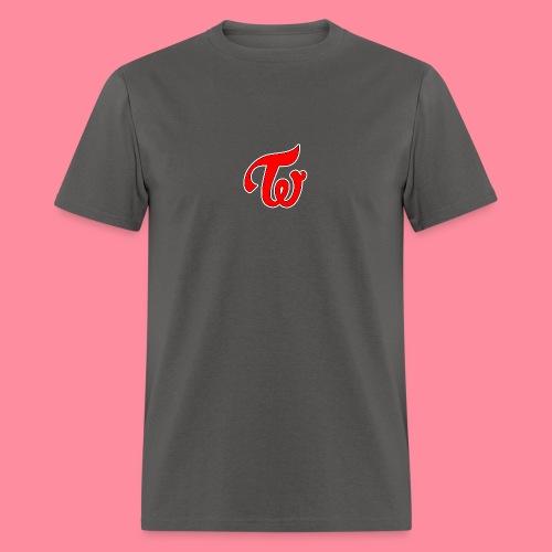 TWICE Logo - Men's T-Shirt