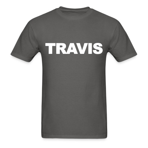 Travis2 - Men's T-Shirt
