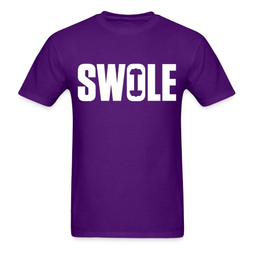 SWOLE - Men's T-Shirt