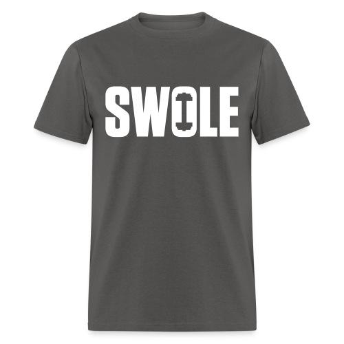 SWOLE - Men's T-Shirt