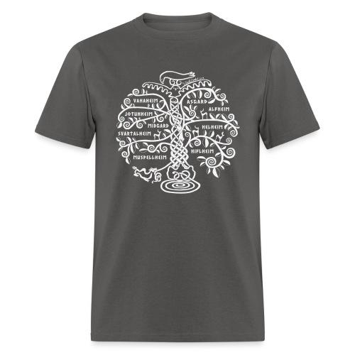 Yggdrasil - The World Tree - Men's T-Shirt