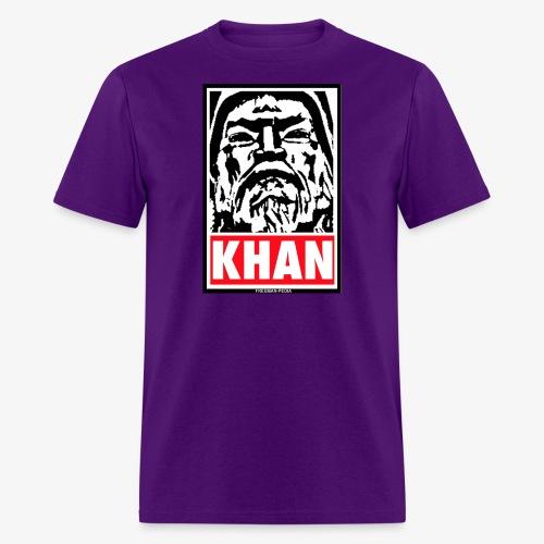 Obedient Khan - Men's T-Shirt