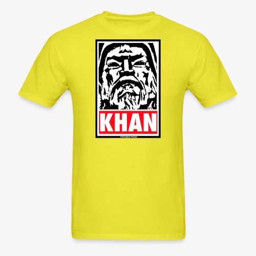 Obedient Khan - Men's T-Shirt