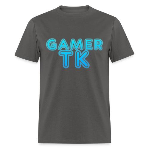 Gamer Tk logo - Men's T-Shirt