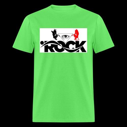 Eye Rock Devil Design - Men's T-Shirt