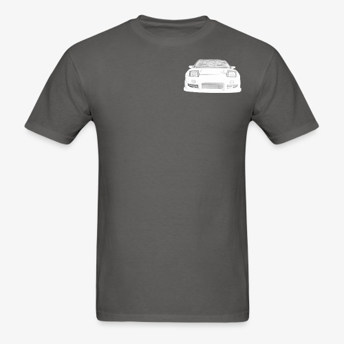 180sx skeched - Men's T-Shirt