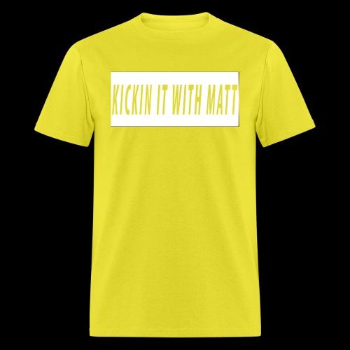 White Design - Men's T-Shirt