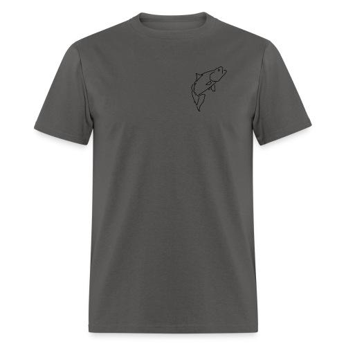 BARRA BLACK MASTER png - Men's T-Shirt