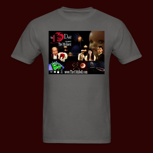 The 13th Doll Cast and Puzzles - Men's T-Shirt
