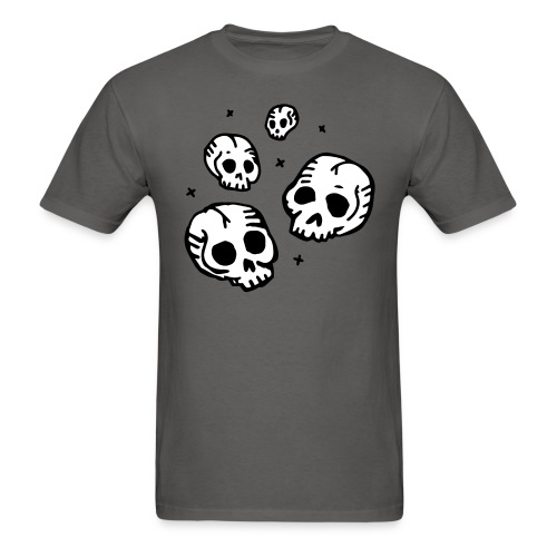 Three Skulls - Men's T-Shirt